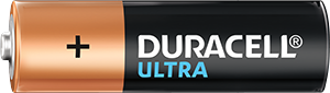 Batteria Duracell Ultra Powercheck AA